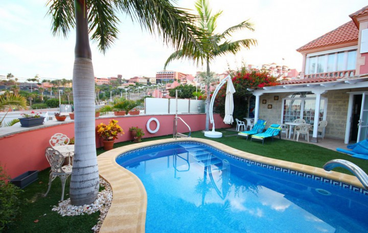 Villa in Tenerife, Costa Adeje, to rent » #1212