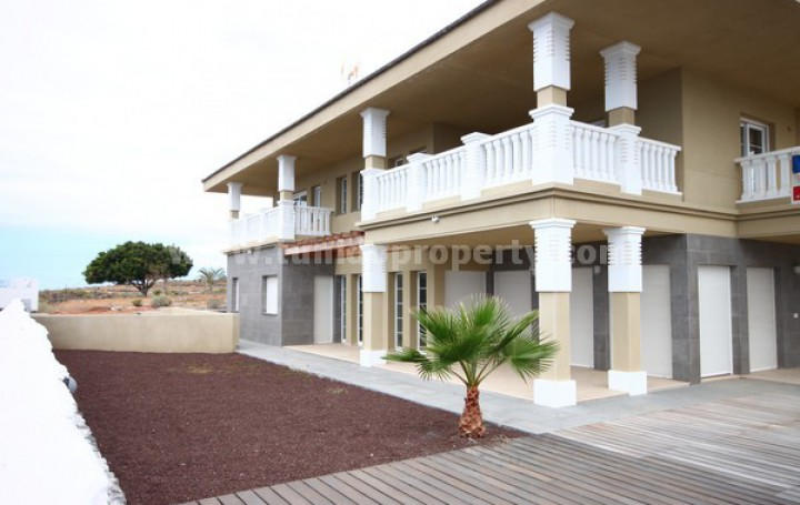 New villa in Tenerife for sale » #1063