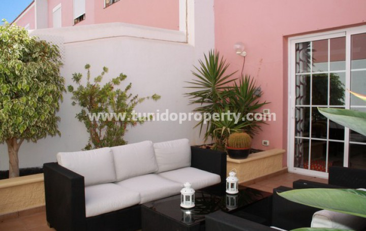 Townhouse in Tenerife for sale » #1198