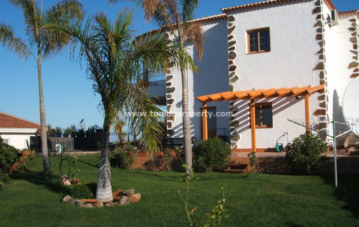 Villa in Tenerife, Guia de Isora for sale » #1273