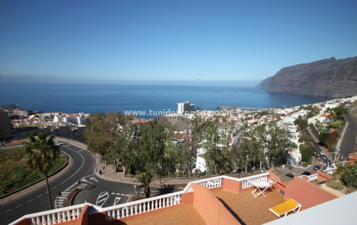 Apartment in Tenerife, Los Gigantes for sale » #1298