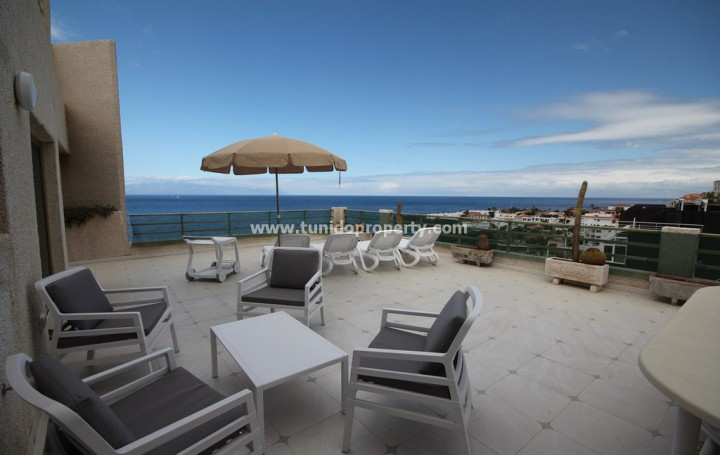 Penthouse in Tenerife, Playa la Arena for sale » #1338