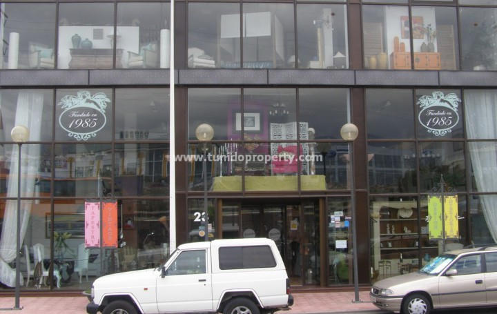 Commercial building in Tenerife, Las Chafiras for sale » #1354