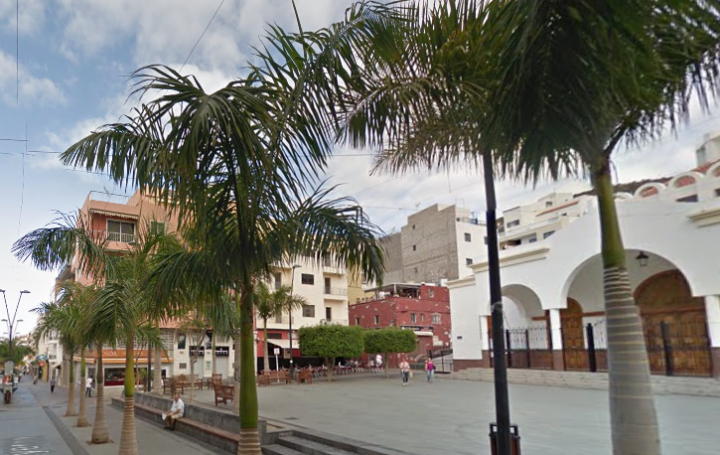 Building in Tenerife, Los Cristianos for sale » #1413