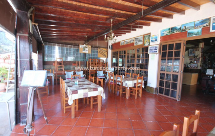 Restaurant and House in Tenerife, Chiguergue, for sale » #1576