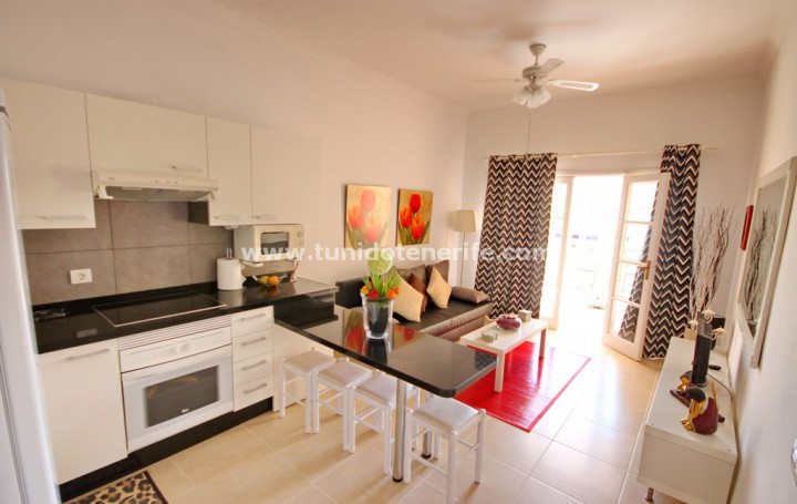 Apartment in Tenerife, Playa de Fanabe, for rent » #1590