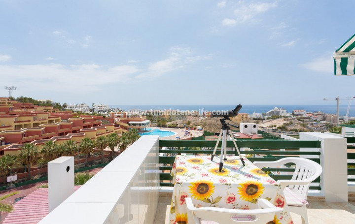 Apartment-duplex in Tenerife, Costa Adeje, for sale » #1620