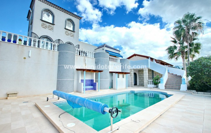 Villa in Tenerife, Armeñime, for sale » #1626