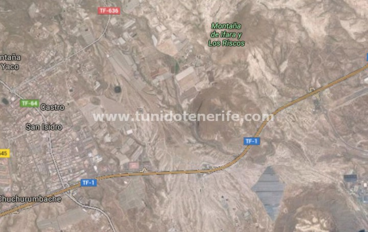 Land in Tenerife, San Isidro, for sale » #1635