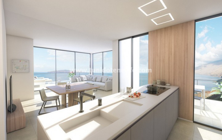 Luxury new apartments in Tenerife, Palm Mar, for sale » #1684