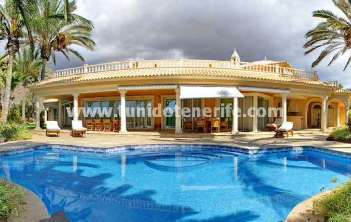 Villa in Tenerife, Palm Mar, for sale » #1692
