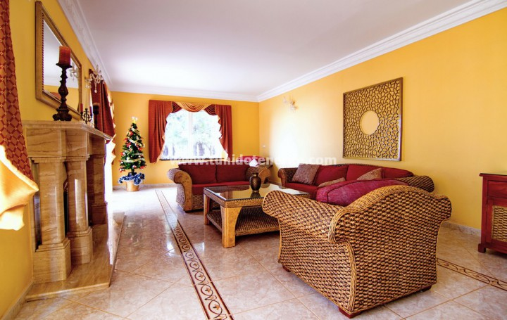 Villa in Tenerife, Granadilla de Abona, for sale » #1724