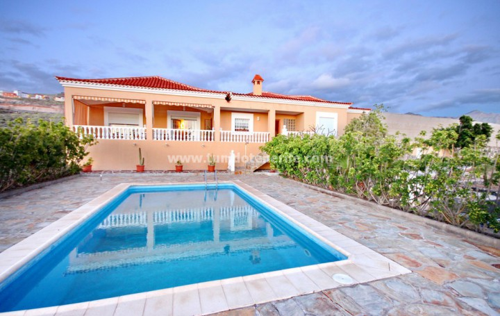 House in Tenerife, Armenime, Las Cancelas, for sale » #1738