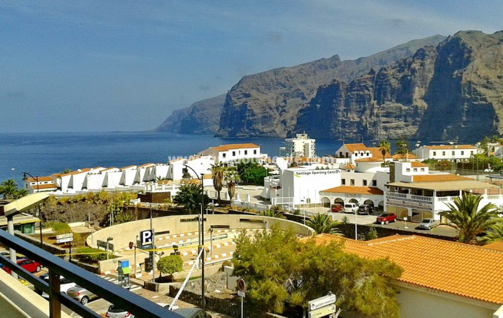 Apartment in Tenerife, Los Gigantes, for sale » #1744