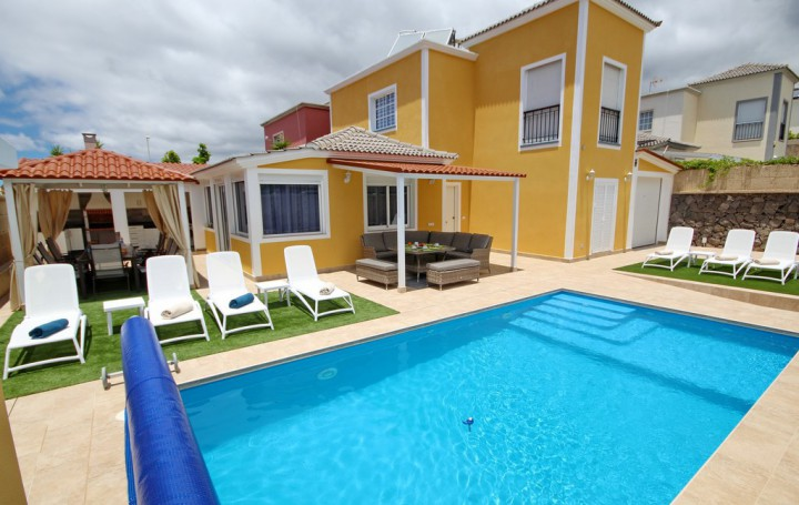 Villa in Tenerife, Madronal de Fanabe, for rent » #1768