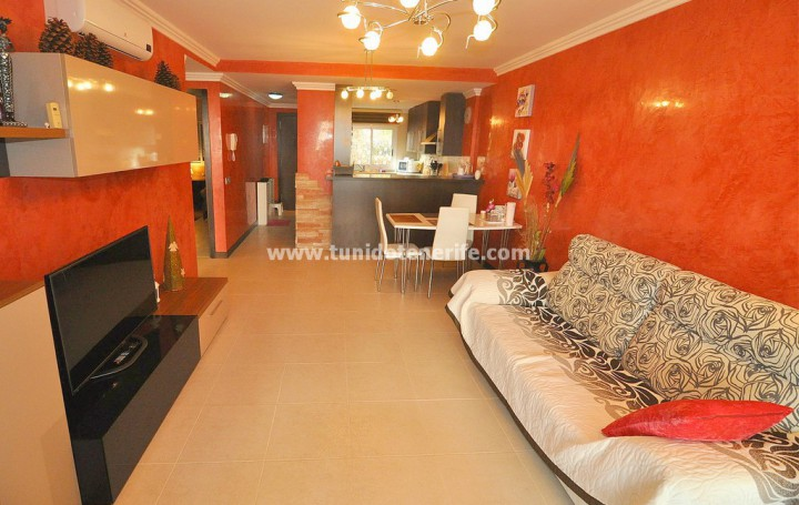 Apartment in Tenerife, Playa Paraiso, for Sale » #1812