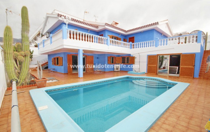 Villa in Tenerife, Callao Salvaje, for sale » #1837