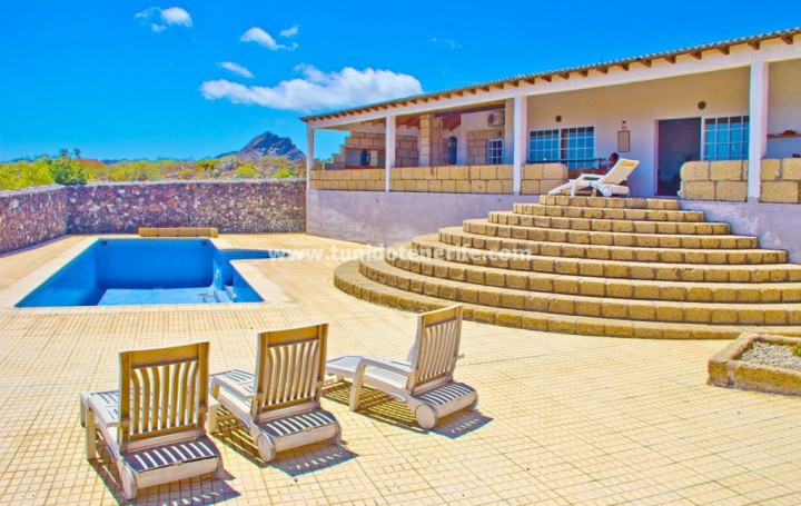 Villa in Tenerife, Parque la Reina, for sale » #1866