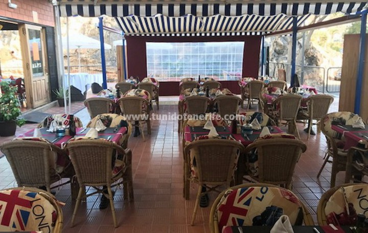 Restaurant in Tenerife, Los Cristianos, to lease » #1891