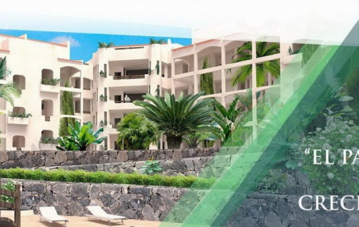 Apartment in Tenerife, Palm Mar, for sale » #1902