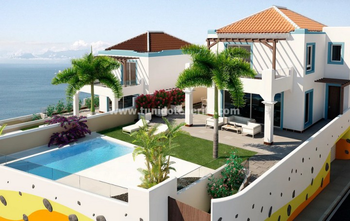 Villa in Tenerife, San Eugenio Alto, for sale » #1903