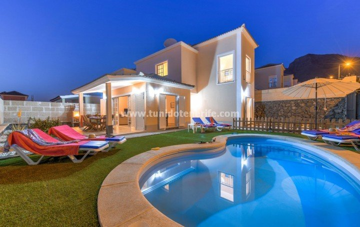 Luxury villa in Costa Adeje » #1923
