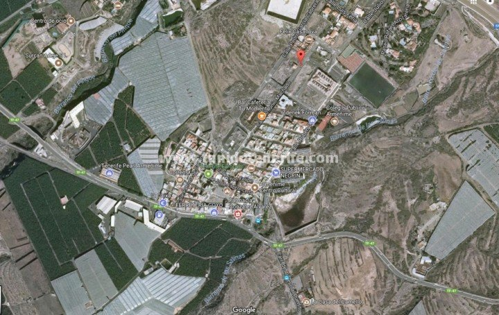 Land in Tenerife, Armenime, for sale #1792