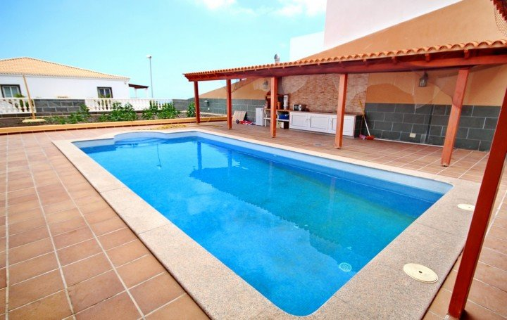 Villa with sea views in Roque del Conde, for sale » #1956