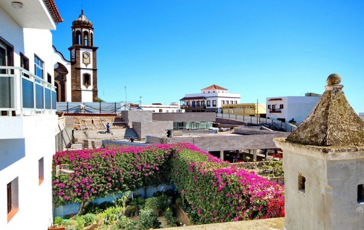 Historical rural house in Tenerife, Arico, for sale » #1991
