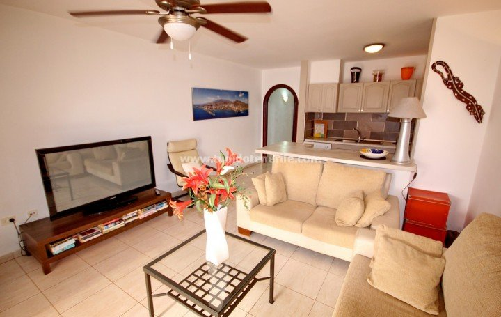 Apartment in Tenerife, Los Cristianos, for sale » #1996