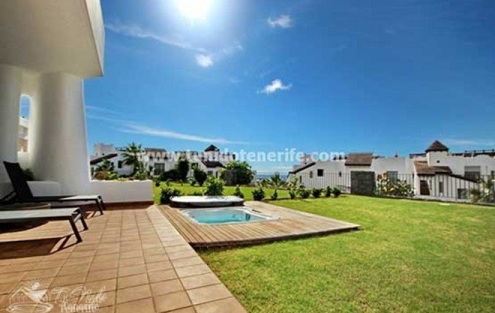 Luxury apartment with sea view in Las Terrazas de Abama» #2036