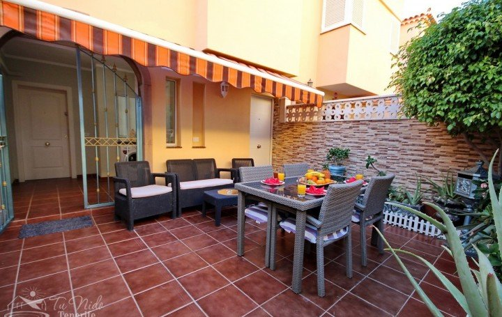Townhouse for rent in Roque del Conde» #2037