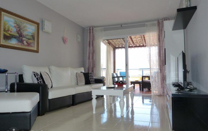 Two bedroom apartment with terrace in Roque del Conde, for sale »# 2068