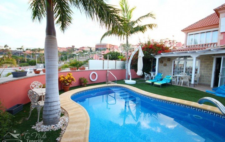 Villa in Tenerife, Costa Adeje , El Duque, for sale » #2084