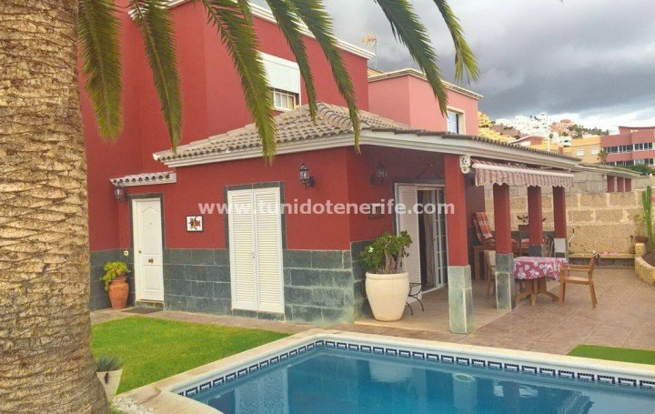 Villa in Tenerife, Madronal, for sale » #1634