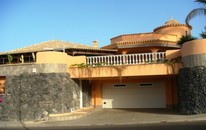 Villa in Tenerife, Golf Costa Adeje for sale » #366