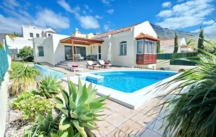Villa in Tenerife, Costa Adeje, Madronal de Fanabe for rent » #1581