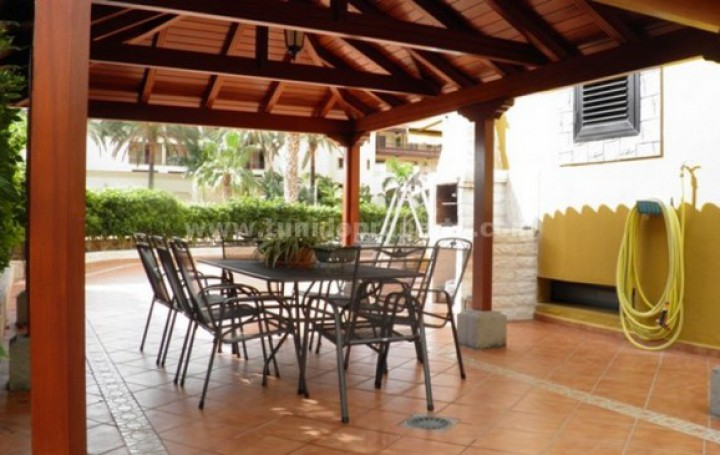 Townhouse in Tenerife, El Duque for sale » #716